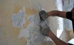 西安全屋翻新西安墙面翻新的工艺流程是